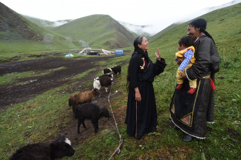 The Tibet Project